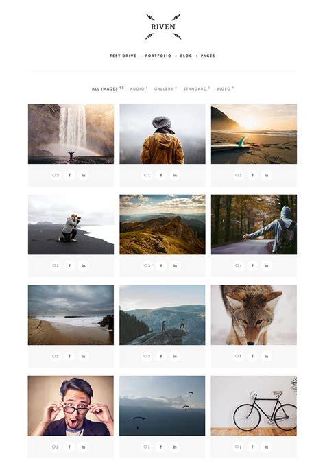 freelance design majalah 20 tema video wordpress terbaik dengan galeri yang cantik