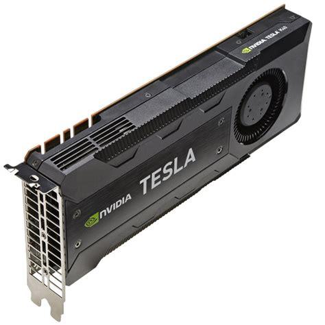 Nvidia Tesla K40 Gpu Nvidia Tesla K40 12 Gb Gddr5 Gpu Accelerator Processing