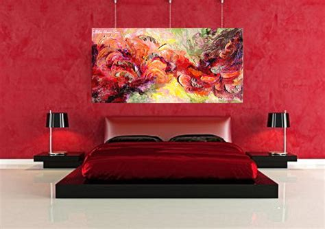 abstract bedroom art abstract art quot juliet s passion quot for bedroom contemporary