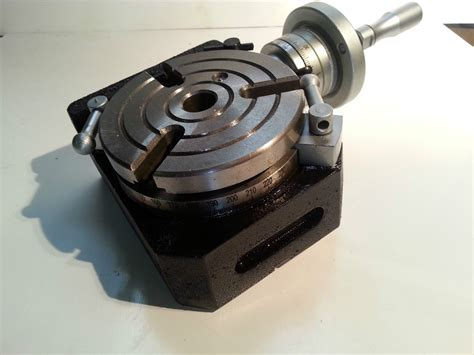 Rotary Tables by Amadeal High Precision Hv 4 Quot Rotary Table