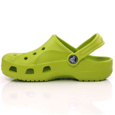 comfortable clogs and mules kids classics crocs unisex comfortable clogs mules green