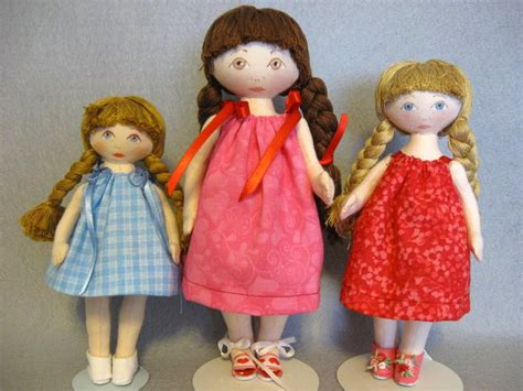 doll patterns free sherralyn s dolls sewing patterns for cloth dolls doll
