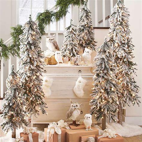 woodland slim pre lit christmas tree christmas decore