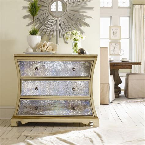 Mercury Glass Bedroom Ls by Could Refinish An Dresser With The Faux Mercury Glass