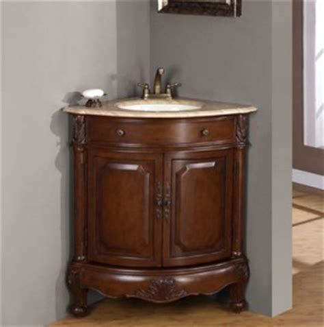 corner bathroom vanities the ultimate space saving