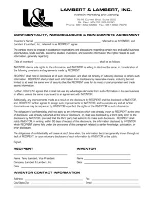 Non Compete Agreement Pdf Forms And Templates Fillable Printable Sles For Pdf Word Non Compete Agreement New York Template