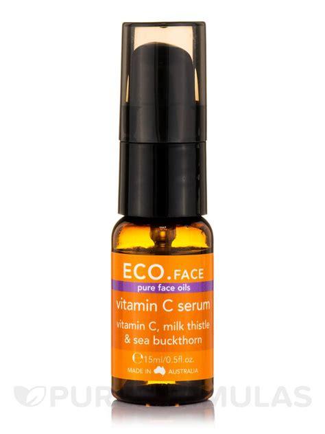 Serum Vitamin C I eco vitamin c serum 0 5 fl oz 15 ml