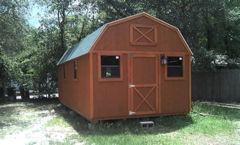 How To Turn A Shed Into A House by How To Turn Your Barn Or Shed Into A Livable Tiny House