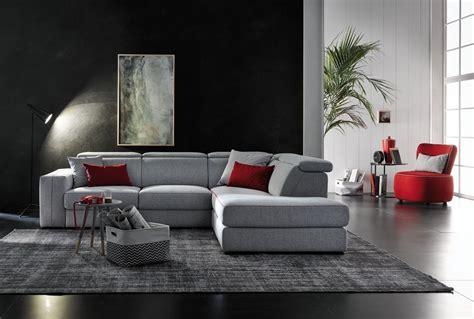 divani ad angolo moderni divano ad angolo con meccanismo modello astor scontato