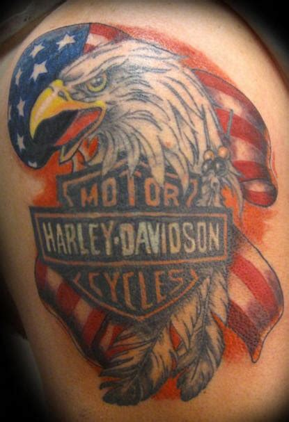 tribal american flag tattoo image detail for patriotic tattoos motorcycles wheels