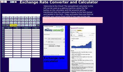 bank of america exchange rates calculator