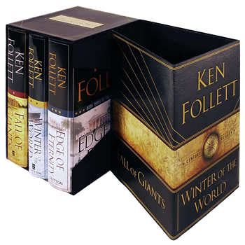 in the garden trilogy box set books costco