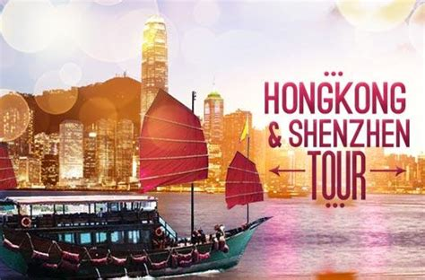 42 hongkong package promo with airfare shenzhen city tour