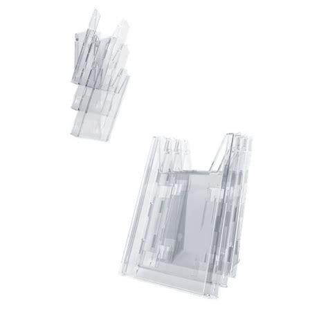 portadepliant da tavolo portadepliant combiboxx da tavolo e da parete durable 3