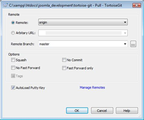 tortoisegit tutorial video git for testers and trackers joomla documentation