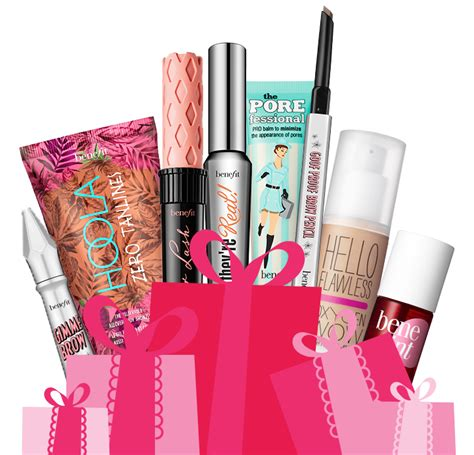 Makeup Benefit benefit gift guide benefit cosmetics