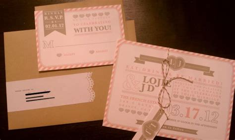 my wedding invites are done weddingbee photo gallery