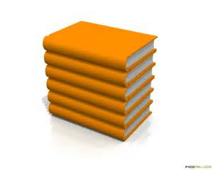 color stack orange color books stack 03 stock photos