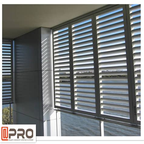 Louvered Doors Exterior Fashion Design Exterior Aluminum Louvered Door View Louvers Apro Product Details From