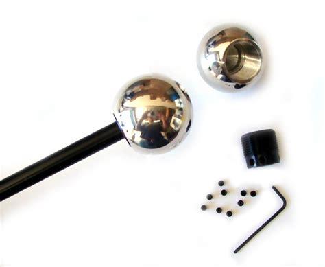 universal billet shift knob by fourtreks fourtreks knob