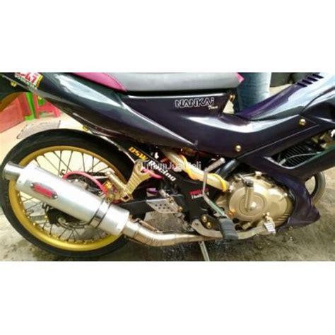 Mau Satria Fu 150 Tahun 2008 suzuki satria fu 150 cc sudah modifikasi simple cocok