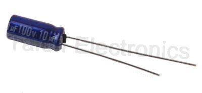 10uf 100v capacitor 10uf 100v radial electrolytic capacitor