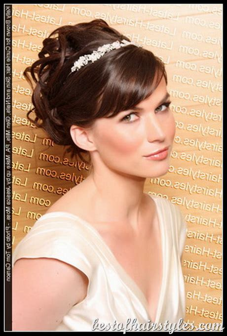 Wedding Hairstyles For Of Honor Hair by Pin Bridesmaid Updo Hairstyles Hairstyle Updos On