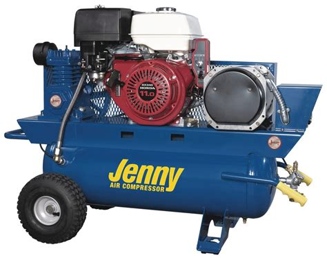 products inc compressor generator combo unit line in shop compressors
