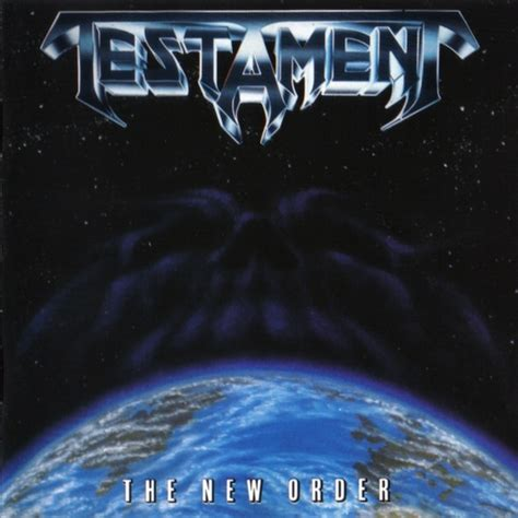 The New Order testament the new order lp on parole