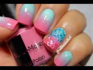 cotton candy nail design trusper