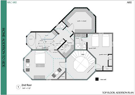 Octagon House Plan Octagon House Plans The Octagon 1371 3 Bedrooms And 2 Baths The House Designers Enchanting