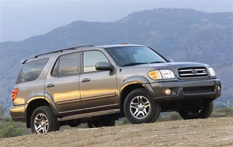 2006 Toyota Sequoia Problems 2002 Toyota Tacoma Joint Recall