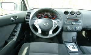 2008 Nissan Altima Interior Car And Driver