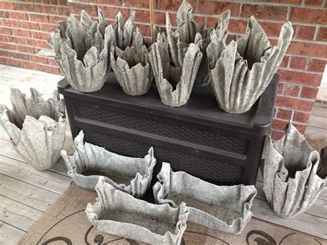 Quickcrete Planters by 17 Best Ideas About Cement Planters On