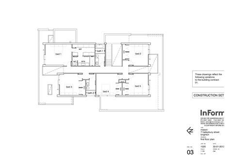 brighton centre floor plan gallery of brighton house inform 11