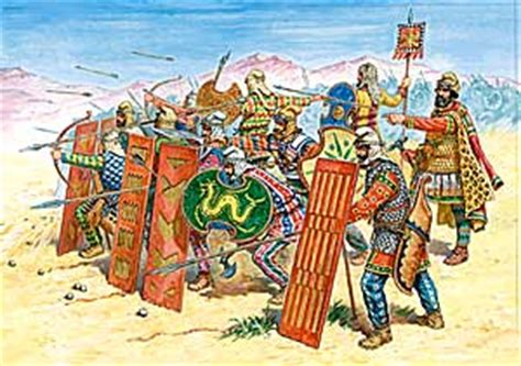 immortali persiani infantry immortals v iv bc zvezda 8006