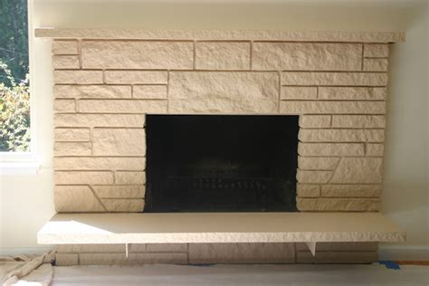 food wine and home how to update an fireplace on a