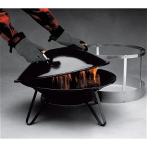 discontinued weber 2726 wood burning outdoor fireplace