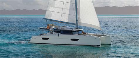 catamaran brands brand new 47 catamaran from fountaine pajot atlantic