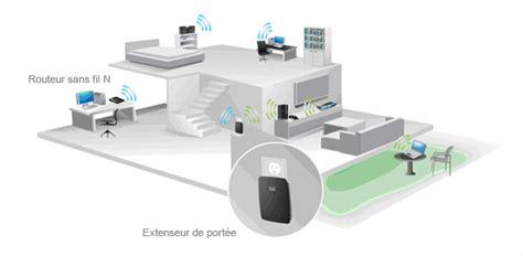 large home network design augmenter la port 233 e du signal internet wi fi partout dans