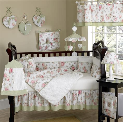 rose crib bedding jojo designs rileys roses 9pc crib bedding set baby
