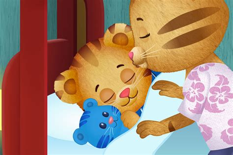 daniel tiger bed daniel tiger s day night android apps on google play