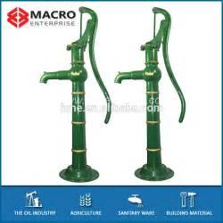 Deep Water Well Hand Pump Deep Water Well Cast Iron Hand Pump For Australia Buy