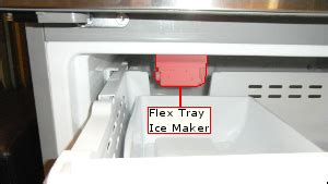 reset samsung ice maker how to test reset the ice maker freezer compartment