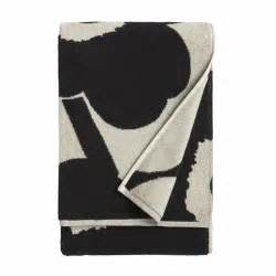 black and bath towels marimekko unikko sand black bath towel marimekko