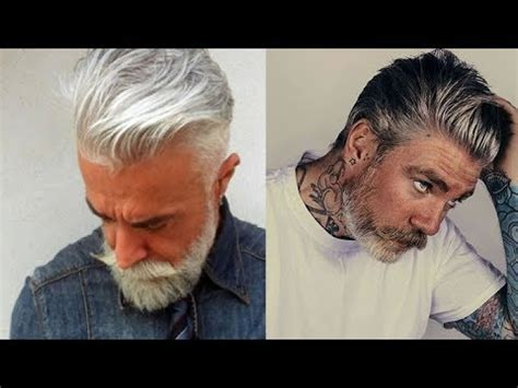 best haircuts for men over 40 top 15 new best men s handsome gray hairstyles over 40