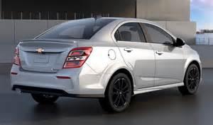 nuevo chevrolet sonic 2017 sed 225 n y hatchback automotiva