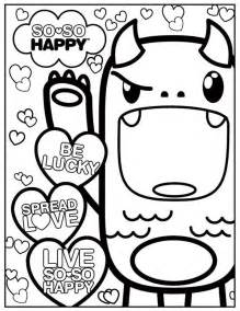 kawaii coloring pages kawaii coloring pages az coloring pages