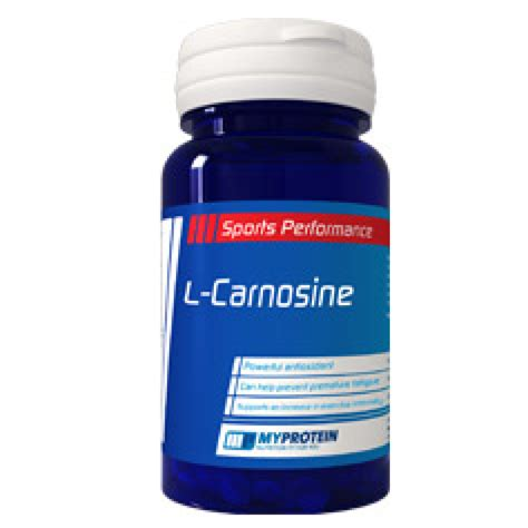 buy l carnosine myprotein