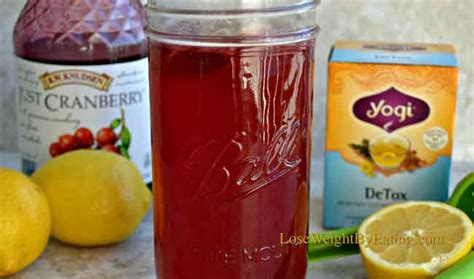 Smoothie To Help With Methadone Detox by Jillian Detox With Cranberry Juice 10 Detox